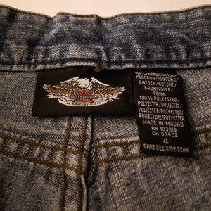 Harley Davidson Jeans Size 4x29